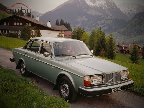Volvo 260 P264 2.8