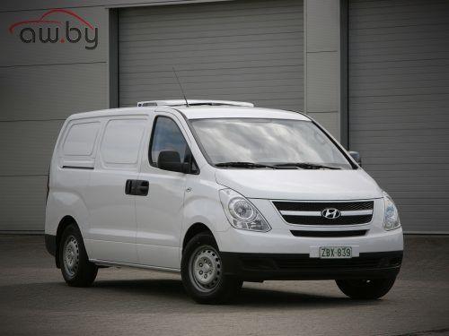 Hyundai H-1 Starex Cargo 2.5 CRDi
