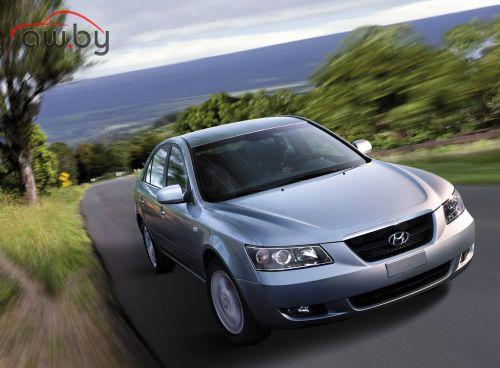 Hyundai NF  3.3 V6 24V
