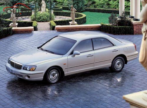 Hyundai XG  2.5 V6