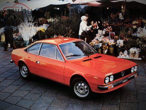Lancia Beta Coupe BC 2000