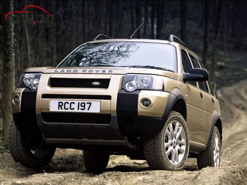 Land Rover Freelander 5dr 2.0 JTD AWD