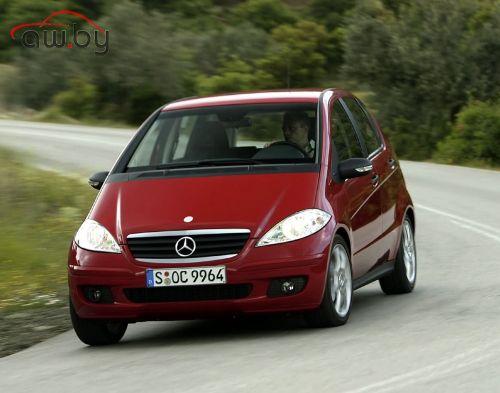 Mercedes A W169 5dr 200 CDI