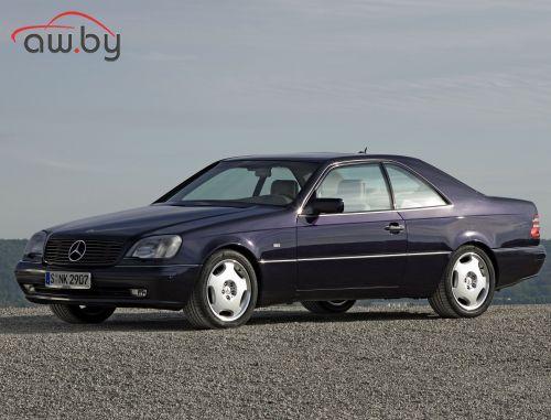 Mercedes CL W140 500
