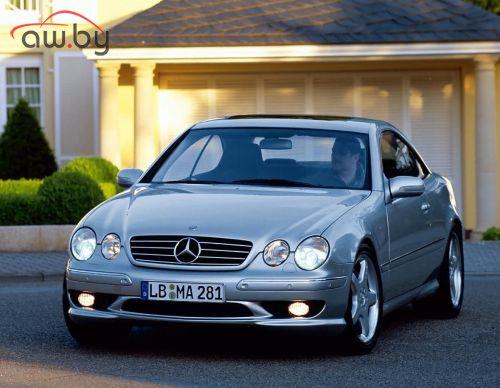 Mercedes CL W215 CL 65 AMG