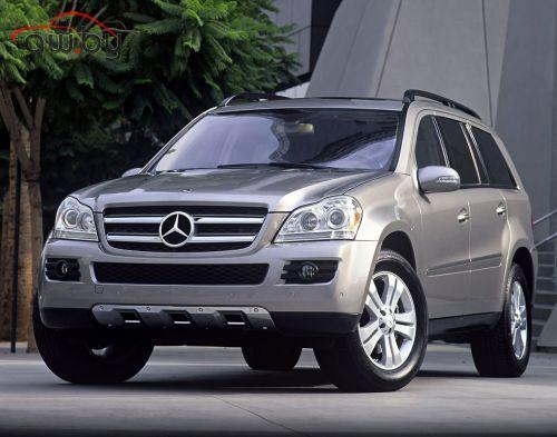 Mercedes GL X164 420 GDI