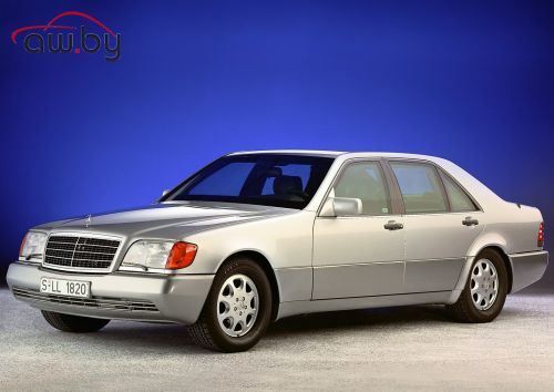 Mercedes S W140 350 Turbo-D