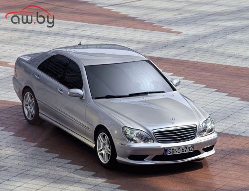 Mercedes S W220 500 4MATIC