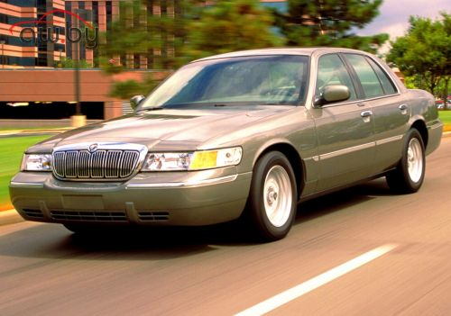 Mercury Grand Marquis  4.6 V8
