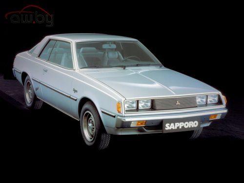 Mitsubishi Sapporo  2.0