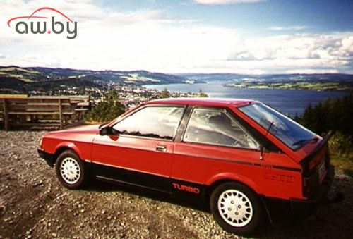 История и обзор модели Nissan Cherry