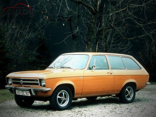 Opel Ascona A Voyage 1.9 SR