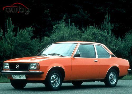 Opel Ascona B 2.0 D
