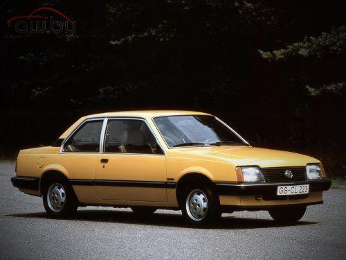 Opel Ascona C 2.0 i GT