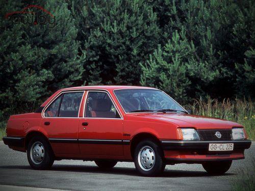 Opel Ascona C 2.0 i KAT