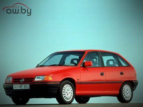 Opel Astra F CC 5dr 1.6 i