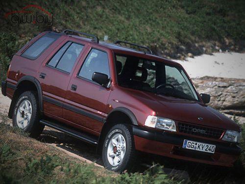Opel Frontera A 2.4 i