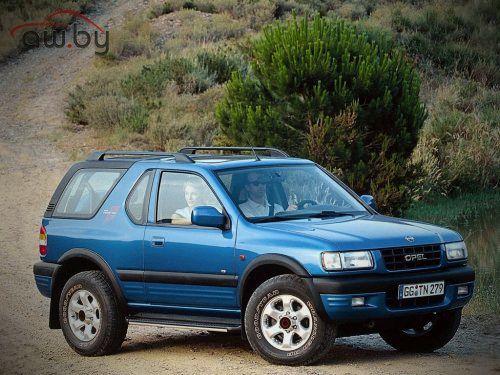 Opel Frontera B Sport 2.5 TD