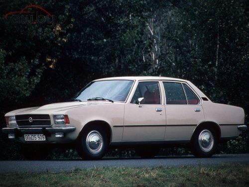Opel Rekord D 1.9