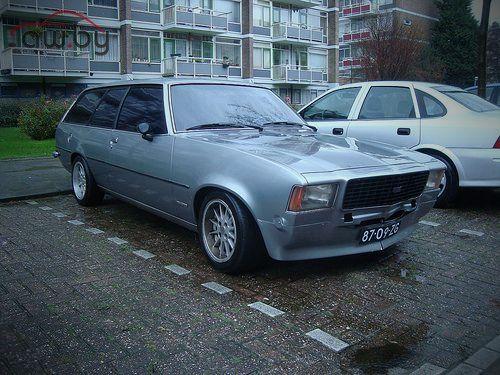 Opel Rekord D Caravan 1.7