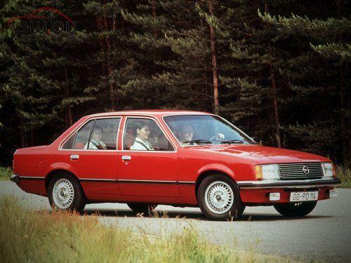 Opel Rekord E 2.3 TD