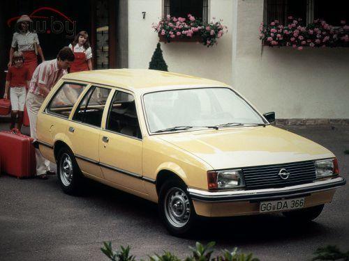 Opel Rekord E Caravan 1.8 S