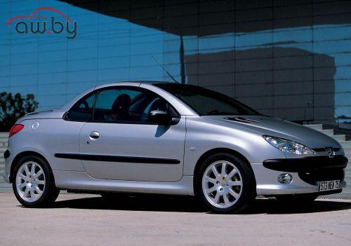 Peugeot 206 CC 1.6 HDi