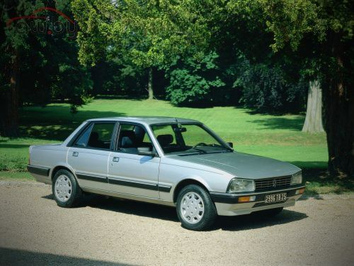 Peugeot 505 551A 2.2 Turbo Injection