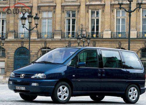 Peugeot 806 221 2.0 HDI