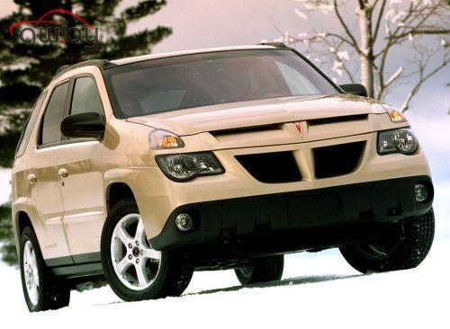 Pontiac Aztec  3.4 V6 4WD