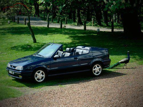 Renault 19 II Cabriolet D53 1.8 i 16V