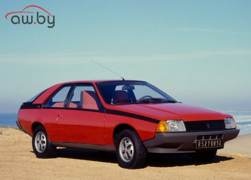 Renault Fuego  1.6 TS/GTS Automatic