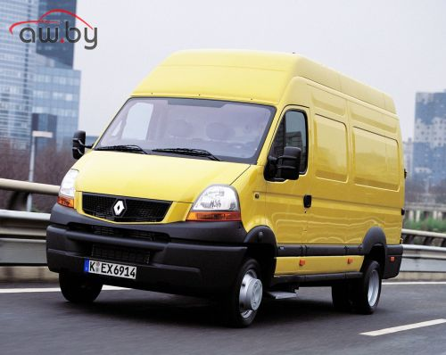 Renault Master II L1H1 Kasten 2.2 dCi