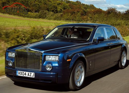 Rolls Royce Phantom  6.75 i V12 48V