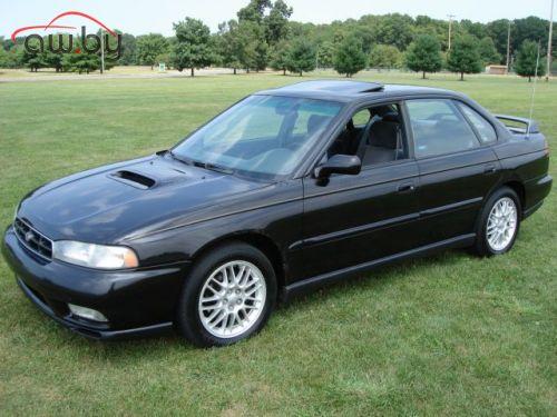 Subaru Legacy II 2.2 i 4WD