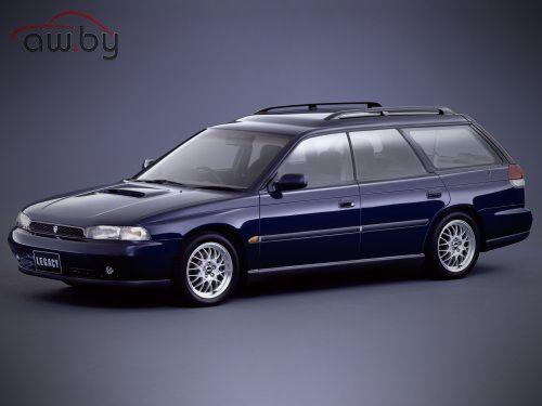 Subaru Legacy II Station Wagon 2.0 i 4WD