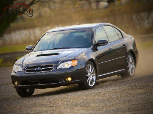Subaru Legacy IV 2.0 GT