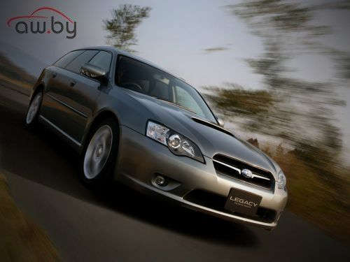 Subaru Legacy IV Station Wagon 2.0 Turbo