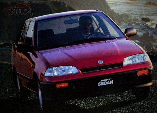 Suzuki Swift Sedan 1.3