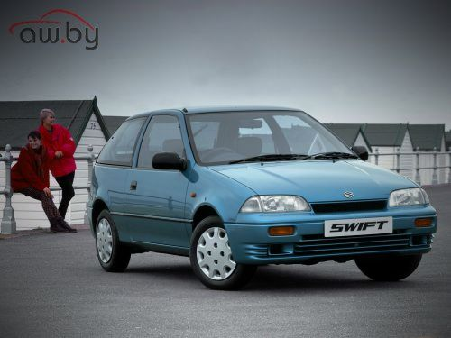 Suzuki Swift  1.3 GTi