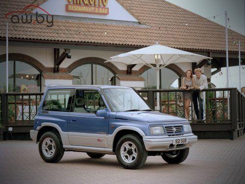 Suzuki Vitara  1.6 i 16V