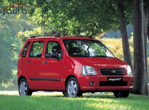 Suzuki Wagon R+  1.3 i 16V 4WD