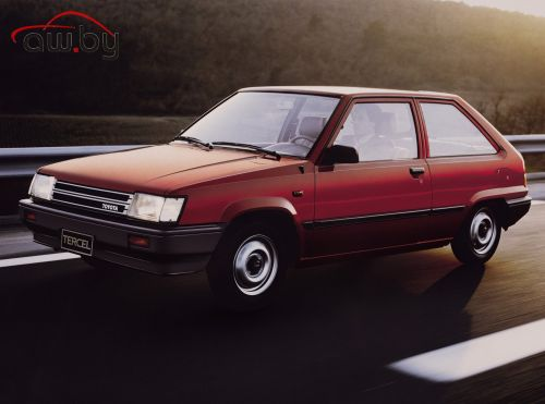Toyota Tercel (AL20) 1.3