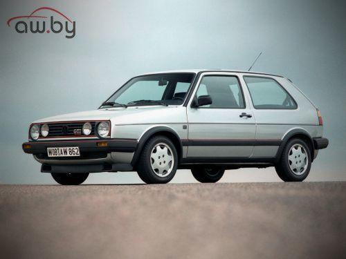 Volkswagen Golf II 19E 1.6 TD