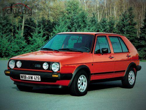 Volkswagen Golf II 19E 1.3