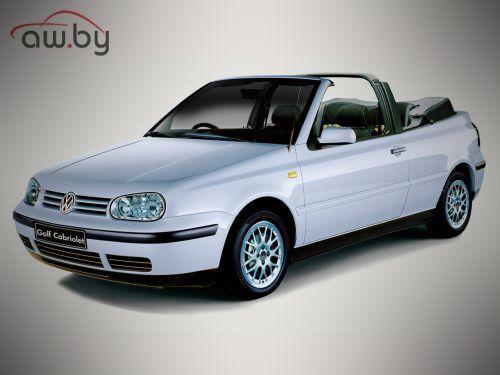 Volkswagen Golf IV Cabrio 1.8 i