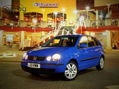 Volkswagen Polo 6N2 5dr 1.4 TDI