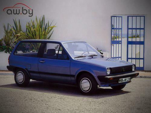 Volkswagen Polo 86C 1.0 KAT