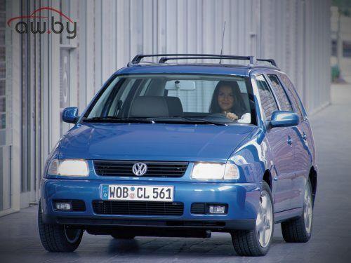 Volkswagen Polo Variant 6KV5 1.9 TDI