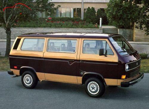 Volkswagen Transporter III Kasten 1.9 Syncro